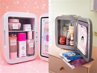 Bảo quản mỹ phẩm trong tủ lạnh có thực sự cần thiết và hiệu quả?