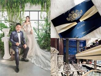 Bảo Thy khoe ảnh cưới lung linh xác nhận ngày trọng đại: Hôn lễ được tổ chức ở khách sạn 6 sao, chỉ mời 5 nghệ sĩ