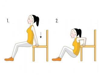 Bắp tay có to mấy cũng sẽ nhanh chóng thon gọn nhờ 4 bài tập đơn giản chỉ mất vài phút mỗi ngày