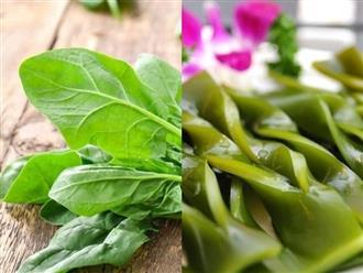 """Bất ngờ với 5 loại rau quen thuộc chứa lượng calo thấp giúp chị em giảm mỡ, giảm cân """"ầm ầm"""""""