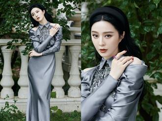 """Bắt trend đeo bờm hơi muộn nhưng Phạm Băng Băng vẫn đẹp rụng rời, chứng minh ngôi vị """"nữ hoàng thảm đỏ Cbiz"""""""