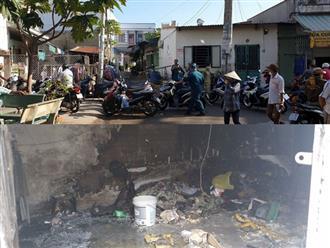 Bên trong phòng trọ bị cháy khiến 3 cô cháu tử vong: Tài sản bị thiêu rụi, người dân nghe tiếng kêu cứu của nạn nhân rồi lịm dần