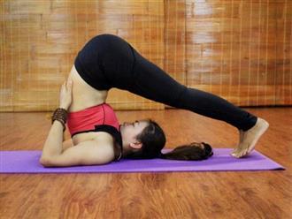 Bệnh tật tiêu tan, kéo dài tuổi thọ nhờ 3 bài tập yoga cực đơn giản, ai cũng có thể thực hiện tại nhà