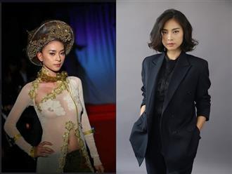 Bị dân mạng mỉa mai vì mặc áo dài nhưng 'quên' nội y, Ngô Thanh Vân lên tiếng đáp trả