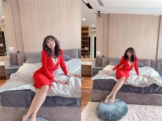 Bị dân mạng mỉa mai vì tung ảnh hở bạo nhưng lại photoshop quá đà, Phi Thanh Vân 'đáp trả' khôn khéo