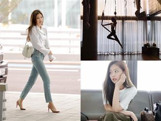 Bí quyết gì giúp Jennie Kim (Black Pink) duy trì được vóc dáng tuyệt hảo không có nổi 1% mỡ thừa?
