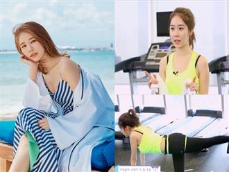 """Bí quyết nào giúp minh tinh """"hết thời"""" Yoo In Na duy trì được vóc dáng luôn thon thả, khỏe mạnh dù năm nay đã 37 tuổi?"""