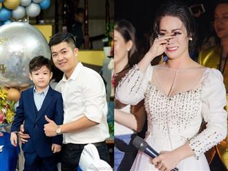 Bị tố cấm cản gặp con và bạo hành vợ, Bửu Lộc nhắn nhủ Nhật Kim Anh: 'Đời thực, chứ không phải vai diễn'