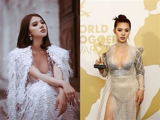 Bị tố bỏ tiền tỷ mua giải tại Cannes, Jolie Nguyễn bình thản: 'Mình thấy rất vui vì mọi người quan tâm tới mình'