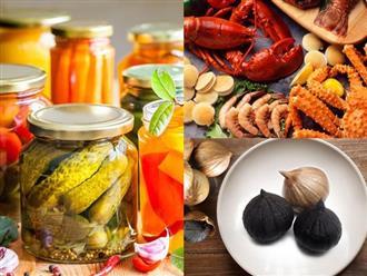 Bị viêm phụ khoa chị em đừng dại ăn những nhóm thực phẩm càng ăn bệnh càng nặng