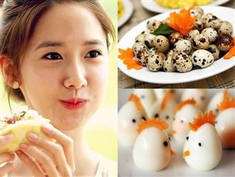 Biết được những tác dụng này của trứng cút, bạn sẽ chạy ngay ra chợ mua về ăn