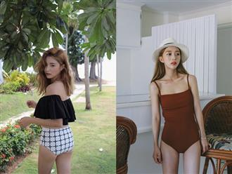 Bikini đón hè cho nàng vòng 1 khiêm tốn