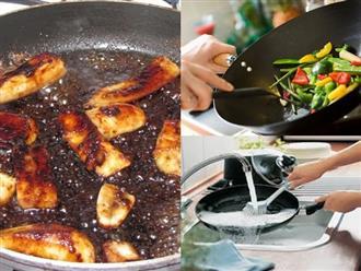 Bỏ ngay những thói quen nấu nướng này nếu không muốn cả nhà mắc bệnh ung thư