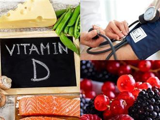 Bổ sung những thực phẩm này, bạn sẽ kiểm soát huyết áp một cách tự nhiên siêu hiệu quả