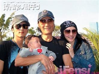 Bố Tạ Đình Phong ngầm xác nhận nam tài tử chính là cha đẻ con trai út của Trương Bá Chi?