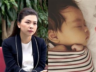 BTV Đài Trang hiến gan cứu con gái mắc bệnh hiếm khiến nhiều người cảm phục