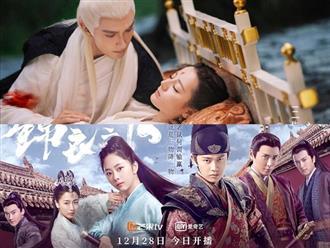 BXH phim truyền hình Hoa Ngữ hot nhất trong quý I: Phim của Địch Lệ Nhiệt Ba dẫn đầu, 'Cẩm y chi hạ' gây tiếc nuối