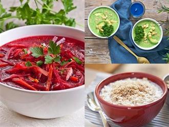 Cả đời chẳng lo ung thư nhờ thường xuyên ăn các loại súp thơm ngon, bổ dưỡng này mỗi ngày