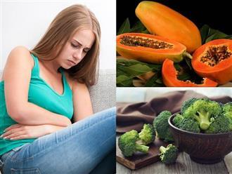 Cả đời không lo mắc ung thư cổ tử cung nhờ ăn những thực phẩm này mỗi ngày
