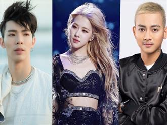 """Ca khúc của Hoài Lâm lọt top trending hậu ly hôn, BLACKPINK bùng nổ trước giờ G, """"Em Không Sai Chúng Ta Sai"""" sau 2 tháng phát hành bỗng """"trỗi dậy"""""""