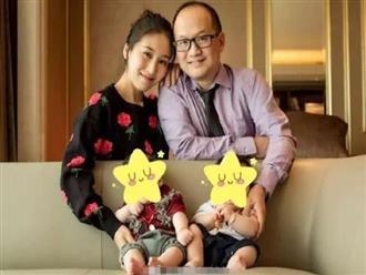 Các sao Trung Quốc cay đắng khi bị bạn đời lừa mất con mất tiền