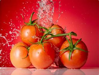 Cách bảo quản cà chua tươi ngon, dùng quanh năm