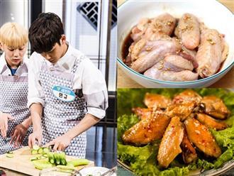 Cách làm cánh gà nướng muối ớt ngon mê ly cực đơn giản, ăn là ghiền