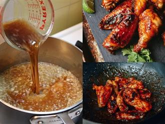 Cách làm gà chiên nước mắm đậm đà, thơm phức cho bữa cơm cuối tuần thêm hấp dẫn