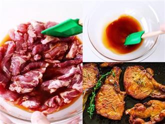 Cách làm món thịt chiên gừng kiểu Nhật thơm ngon lạ miệng, giúp bữa ăn cuối tuần hấp dẫn như nhà hàng