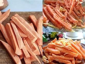 Cách làm mứt khoai lang dẻo ngon đúng điệu ngày Tết, ai ăn cũng mê ngay