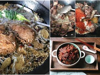 Cách làm thịt bò khô dai ngon đúng điệu chẳng cần lò nướng, tha hồ nhâm nhi ngày mưa