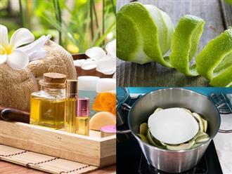 Cách làm tinh dầu bưởi nguyên chất cực đơn giản tại nhà, chị em tha hồ sử dụng để làm đẹp