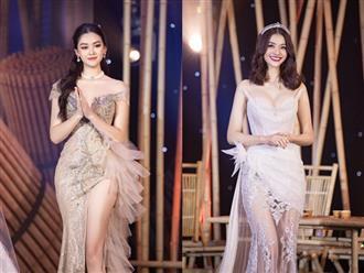 Cận cảnh chiếc váy cưới được đại gia Minh Nhựa chi hơn 400 triệu đấu giá để ủng hộ Đà Nẵng chống dịch Covid-19