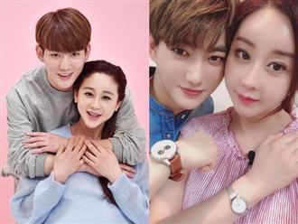 """Cặp đôi Hoa - Hàn """"vợ 42 chồng 24"""" hạnh phúc chào đón đứa con đầu lòng"""
