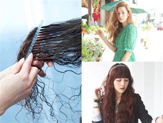 Chải đầu sai cách có thể khiến tóc rụng nhiều hơn