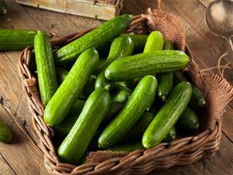 Chăm ăn những loại thực phẩm này sẽ giúp cơ thể bạn tự detox mỗi ngày