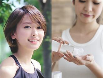 """""""Chăm da như chăm con"""": Bí quyết làm nên vẻ đẹp không tuổi của con gái Nhật Bản"""