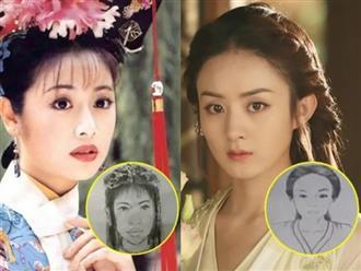 Chân dung truy nã trong phim cổ trang Hoa ngữ: Triệu Lệ Dĩnh, Lâm Tâm Như bị dìm thê thảm