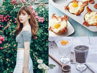 Chẳng cần kiêng khem khổ cực, cứ ăn những thực phẩm này vào buổi sáng, mỡ thừa giảm nhanh đến 'chóng mặt'