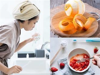 Chẳng cần tốn kém đến nha sĩ, cao răng vẫn được loại bỏ nhanh chóng nhờ những nguyên liệu có sẵn trong bếp