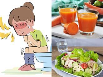Chẳng còn nỗi lo táo bón ngày Tết nhờ thường xuyên ăn những loại thực phẩm giúp thải độc này