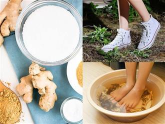 Chẳng còn tự ti vì mùi hôi chân nhờ những cách khắc phục cực đơn giản này tại nhà