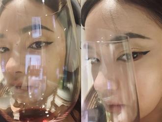 Châu Bùi vừa tìm ra cách kẻ eyeliner hoàn hảo và đây cũng là chiêu kẻ mắt sinh ra dành cho con gái Việt