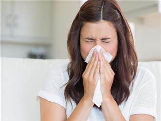 Chảy nước mũi không chỉ là triệu chứng của cảm lạnh mà có thể do bệnh nghiêm trọng khác, thậm chí cần phẫu thuật mới hết