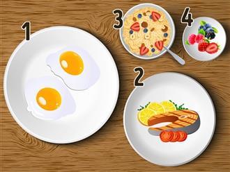 Chế độ ăn kiêng giúp giảm mỡ mặt, nếp nhăn hiệu quả