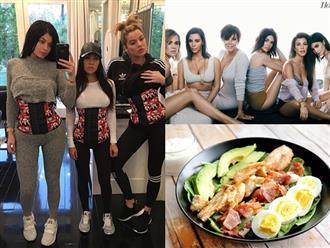 Chị em Kardashian rất đẹp nhưng không phải cách giảm cân nào của họ cũng phù hợp để áp dụng với bạn