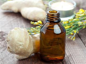 Chị em thi nhau làm dầu gừng tại nhà vì những tác dụng tuyệt vời này đối với làn da
