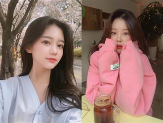 Chỉ là xoã tóc nhưng gái Hàn vẫn xinh và thần thái ngời ngời là nhờ tuyệt chiêu chia ngôi đặc biệt