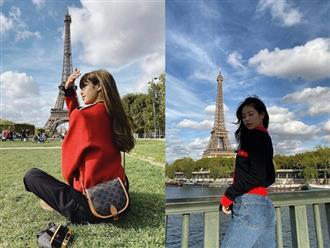 Chỉ qua cách... chụp ảnh check in, BLACKPINK đã bộc lộ tính cách thật: Lisa và Jennie gây bất ngờ vì khác hẳn vẻ ngoài!