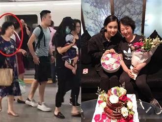 Chỉ với 1 bức ảnh đăng tải trên mạng xã hội, tin đồn Angela Baby và Huỳnh Hiểu Minh ly hôn đã được dập tắt